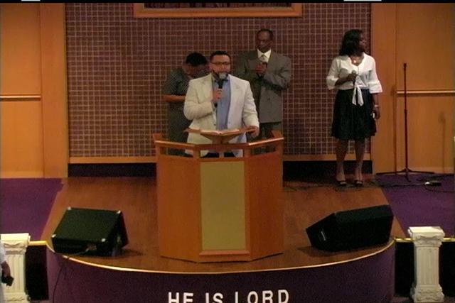 Deliverance Temple Service 4-1-18