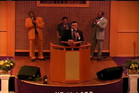 Deliverance Temple Service 4-8-18