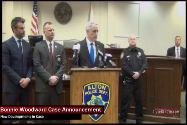 New Developments in Bonnie Woodward Case