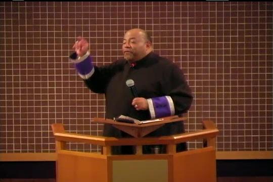 Deliverance Temple Service 4-15-18
