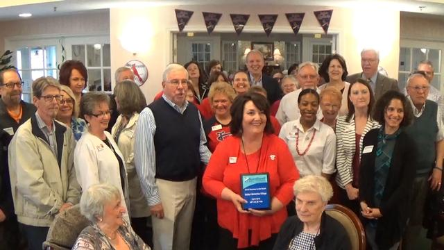 United Methodist Village Earns Growth Association's April 2018 Small Business of the Month