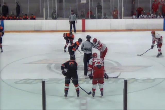 Edwardsville vs. Alton Hockey 12-11-18