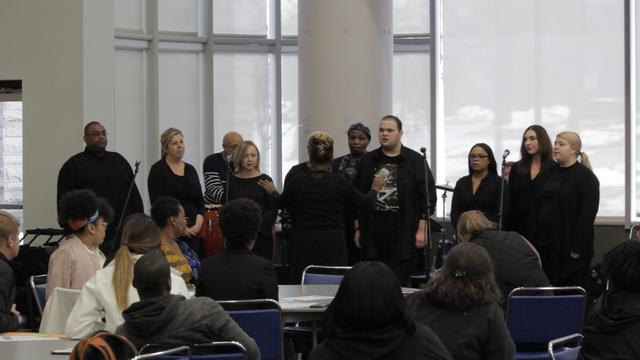 Dr. Martin Luther King Jr. Commemoration at Lewis & Clark Community College