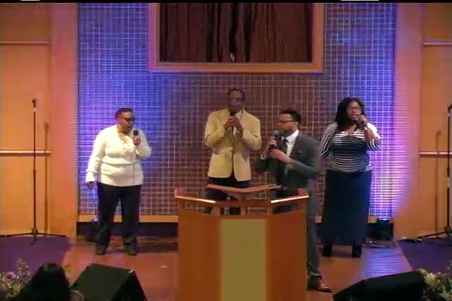 Deliverance Temple Service 1-20-10