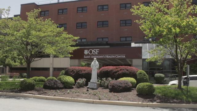 OSF St. Anthony's Continues Efforts to 'Break Down Cancer'