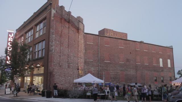 Night Market Brings Local Vendors to Broadway