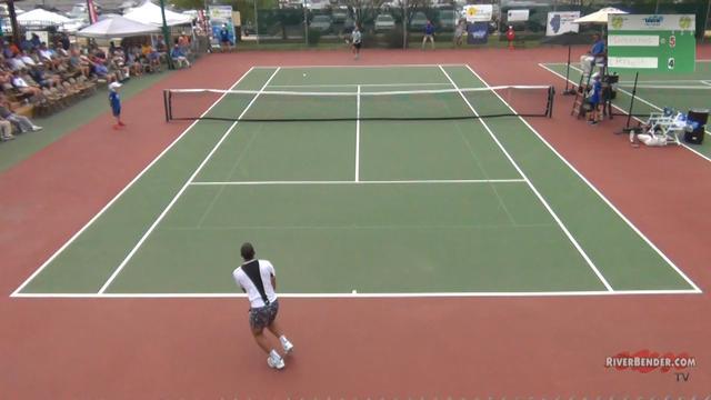 Edwardsville Futures Tennis Tournament Singles Championship 2019
