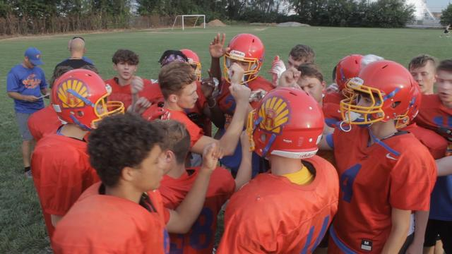 Shells Prepare for the 2019 Football Season