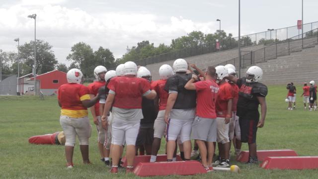 Redbirds Prepare for the 2019 Football Season Video
