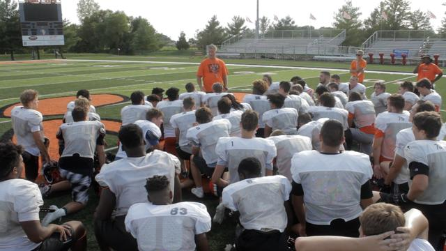 Tigers Prepare for the 2019 Football Season