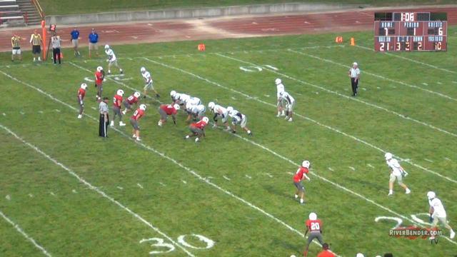 Quincy at Alton Football 9-6-19