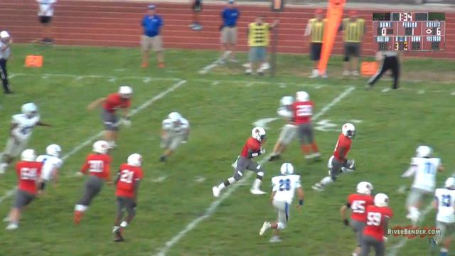 Quincy at Alton Play of the Game 9-6-19
