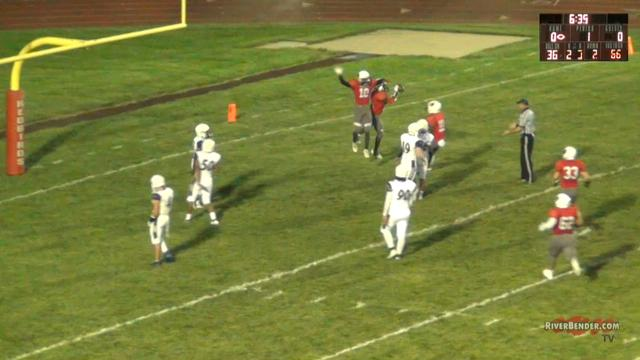 Collinsville at Alton Play of the Game 9-13-19