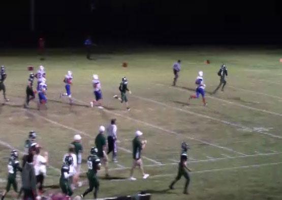 Pawnee at Metro East Lutheran High School Football