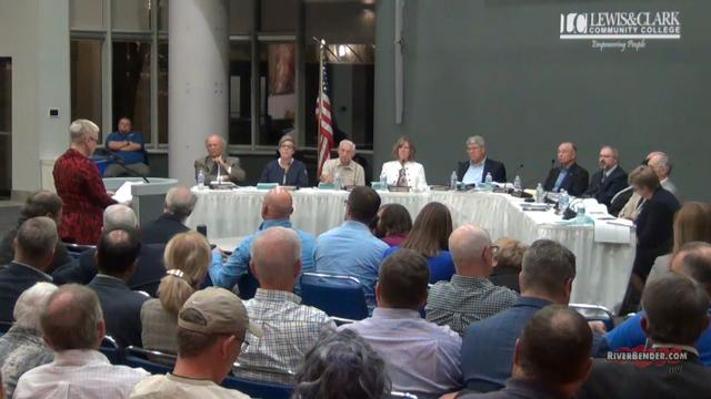 LCCC Board Votes on President Chapman's Contract Renewal