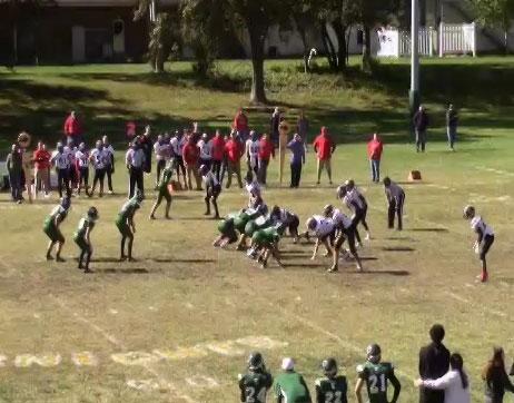 North Fulton at Metro East Lutheran High School Football