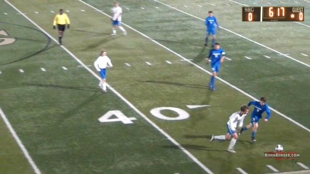 Marquette vs. Riverton/Tri-City Sectional Soccer Championship