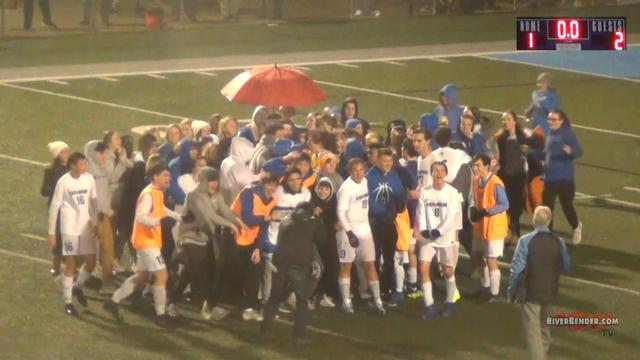 Marquette vs. Columbia Breese Mater Dei Super-Sectional 10-29-19