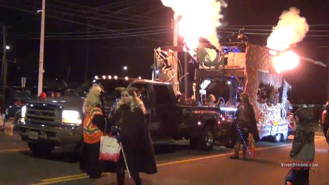 Alton's 103rd Halloween Parade