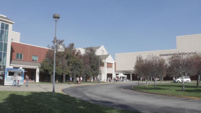 The Edwardsville High School Craft Fair