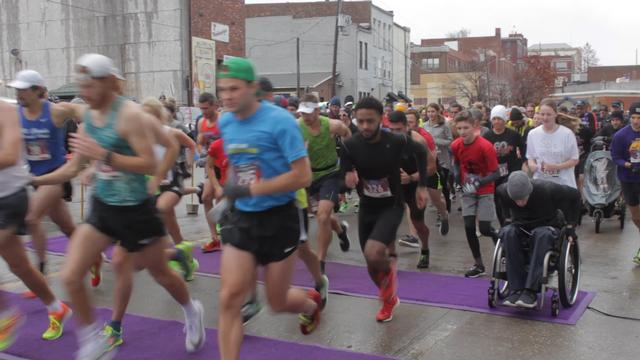 The 60th Annual Great River Road Run