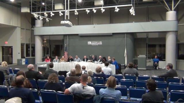 LCCC Board Addresses Dale Chapman Contract Termination