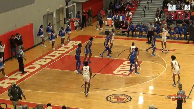 East St. Louis at Alton Boys Basketball 12-13-17