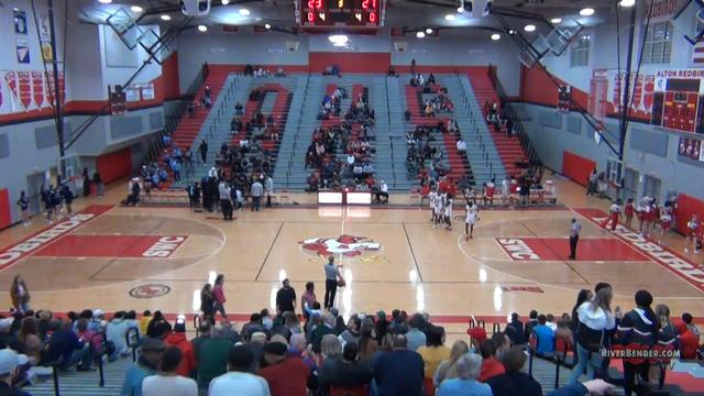 Belleville East at Alton Boys Basketball 1-3-20