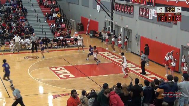 Collinsville at Alton Boys Basketball 2-13-20