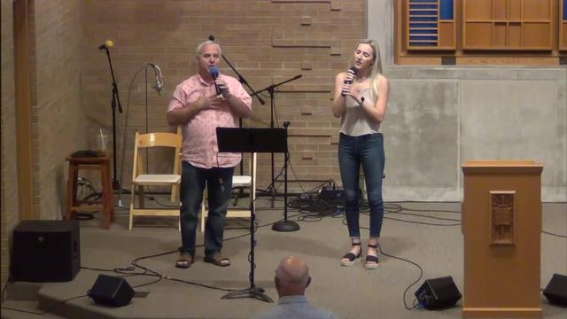 Luke 23:44-49 - The Bridge Service - August 23rd, 2020