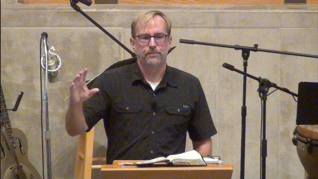 Hebrews 7:25 - The Bridge Service - August 30th, 2020