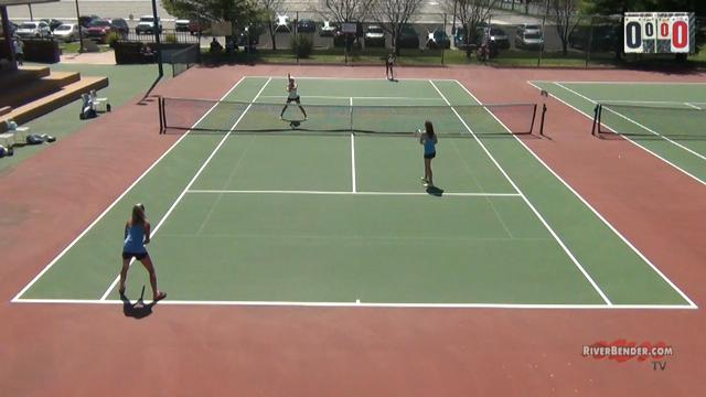 Heather Bradshaw Memorial Invitational Championship Doubles Match