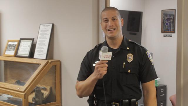 Marcos Pulido Excited to Fill New Role as Alton Police Chief