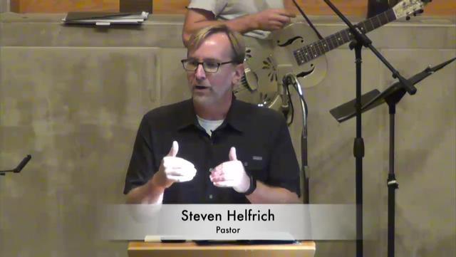 Psalm 121:1-8 - The Bridge Service - October 11th, 2020