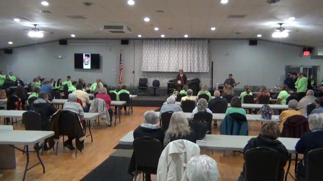 Prayer Service for Carey Keay
