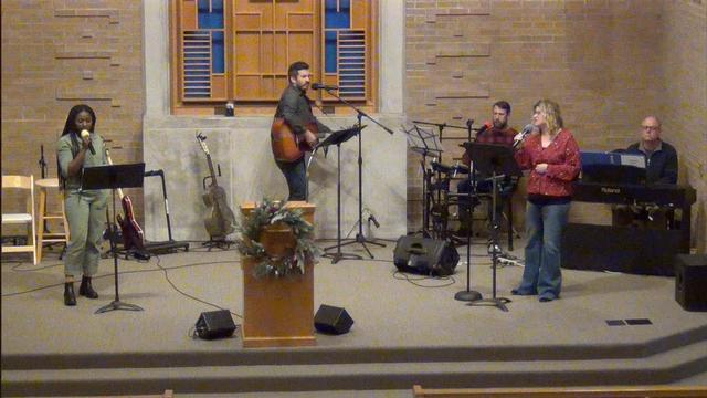 Psalm 72 - The Bridge Service - December 6th, 2020
