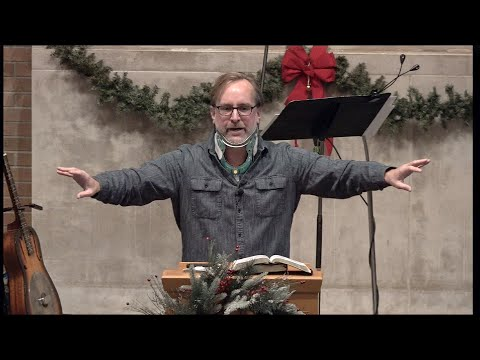 Psalm 24 - The Bridge Service - December 20th, 2020