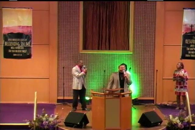 Deliverance Temple Service