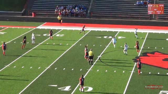 Marquette at Alton Girls Soccer 5-5-21