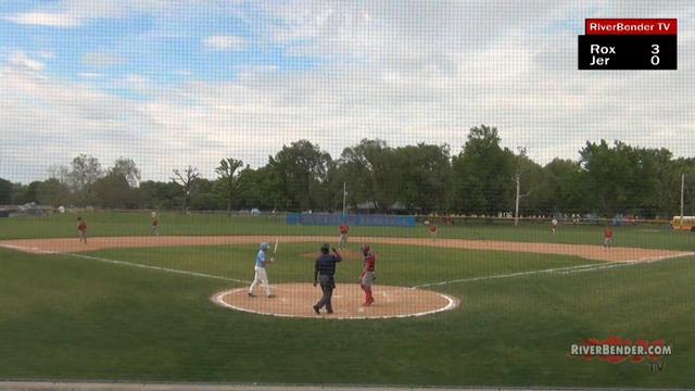 Jerseyville at Roxana Baseball 5-25-21