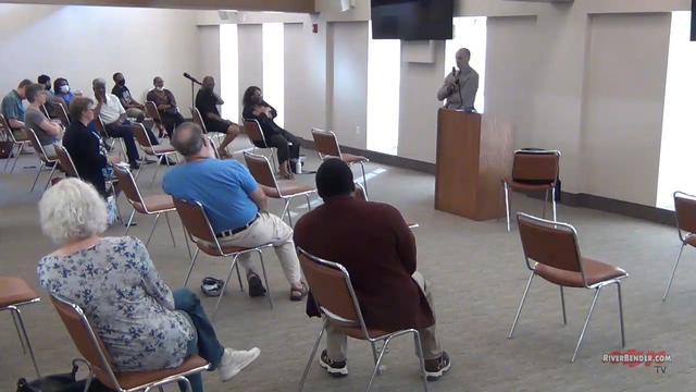 Forum to Discuss Future of Mannie Jackson Building Night 1