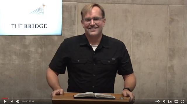Acts 9:32-43 - The Bridge Service - June 20th, 2021
