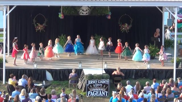 Jersey County Fair Queen Pageant 2021