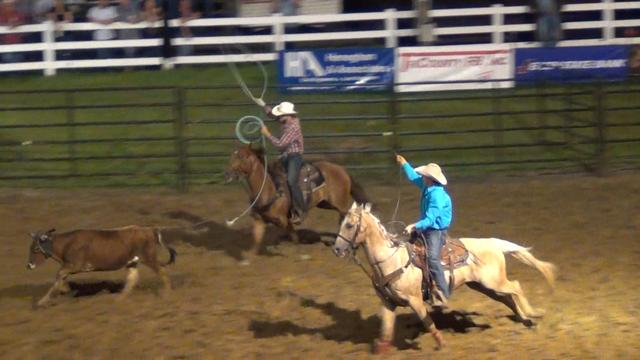 Jersey County Fair Rodeo 2021