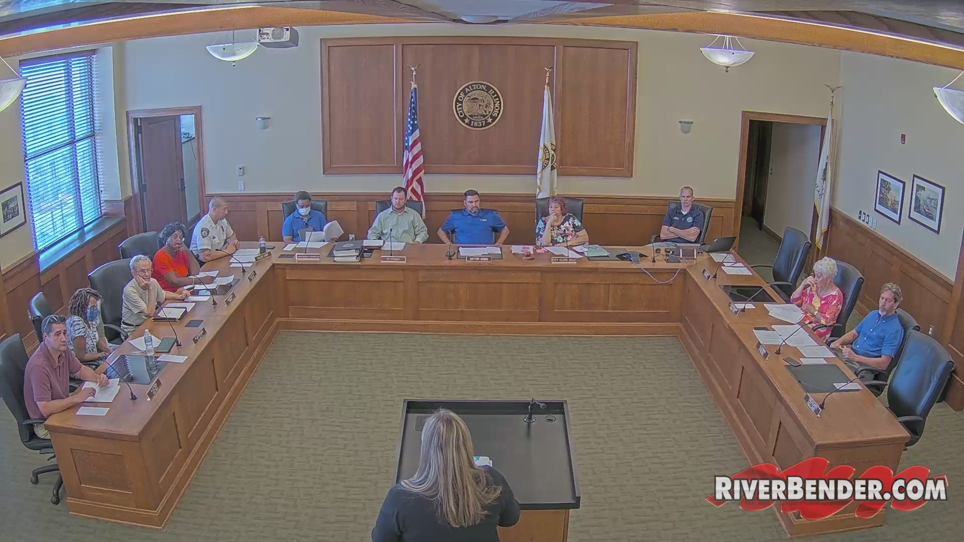 City of Alton - Committee of the Whole Meeting July 26, 2021