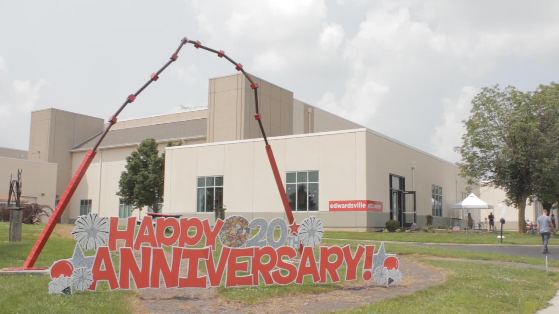 Edwardsville Arts Center Celebrates 20 Year Anniversary