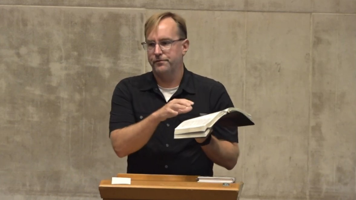 Acts 14:21-28 - The Bridge Service - August 22nd, 2021