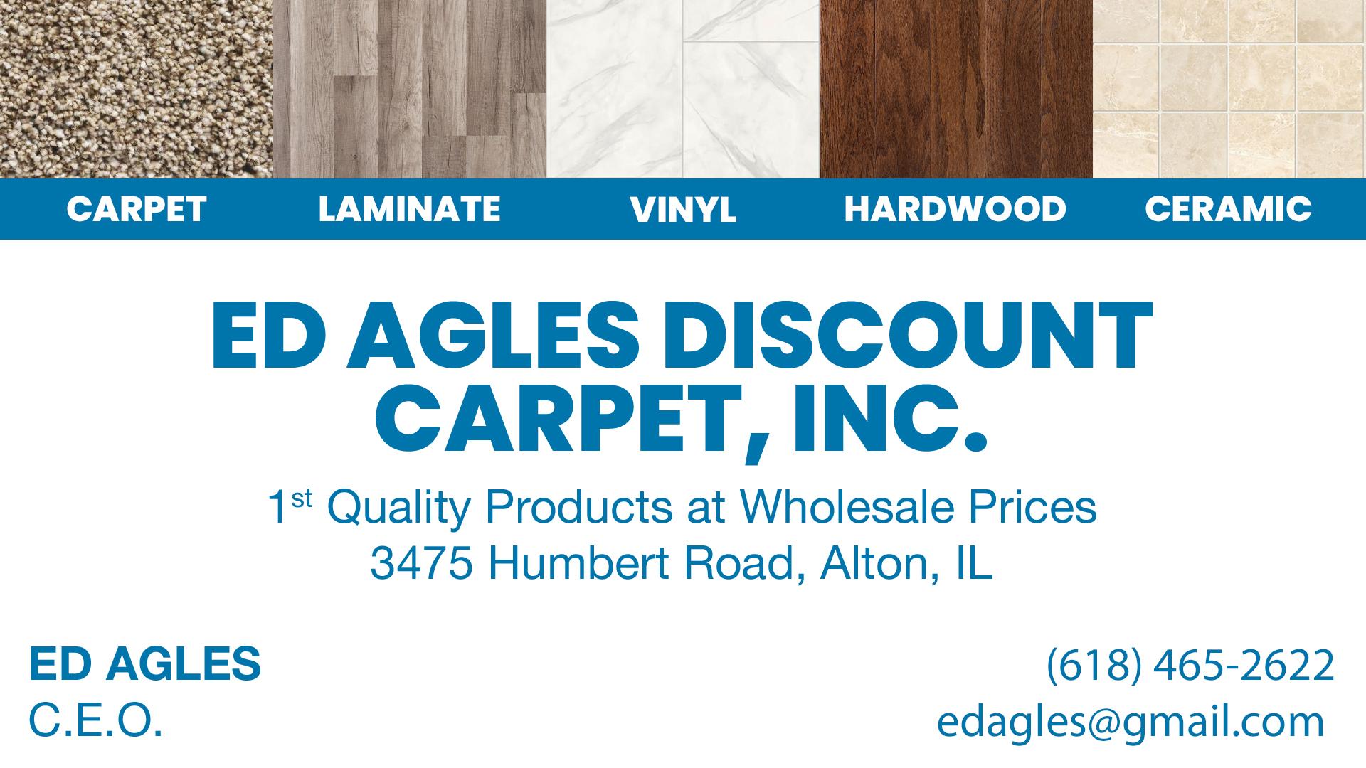 Ed Agles Discount Carpet