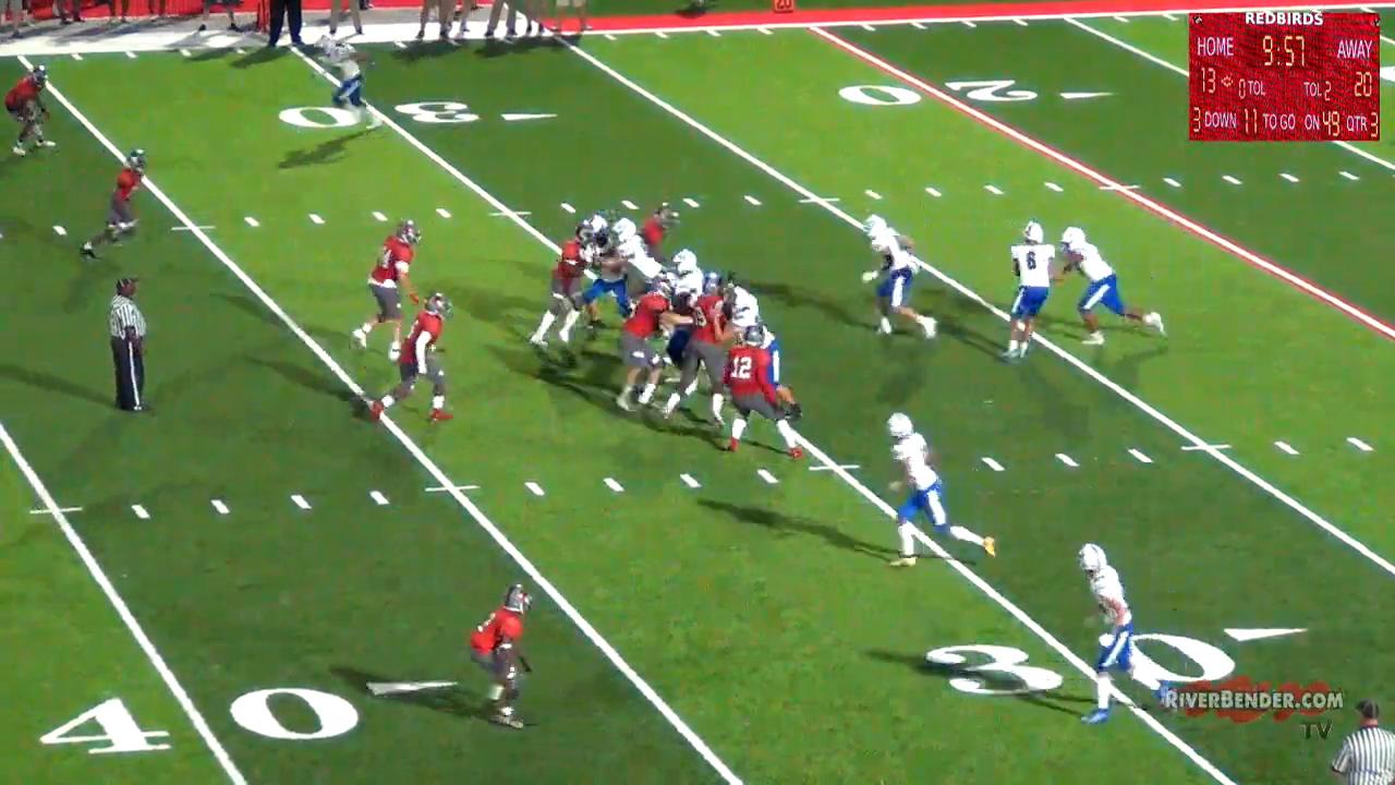 Quincy at Alton Football 9-3-21