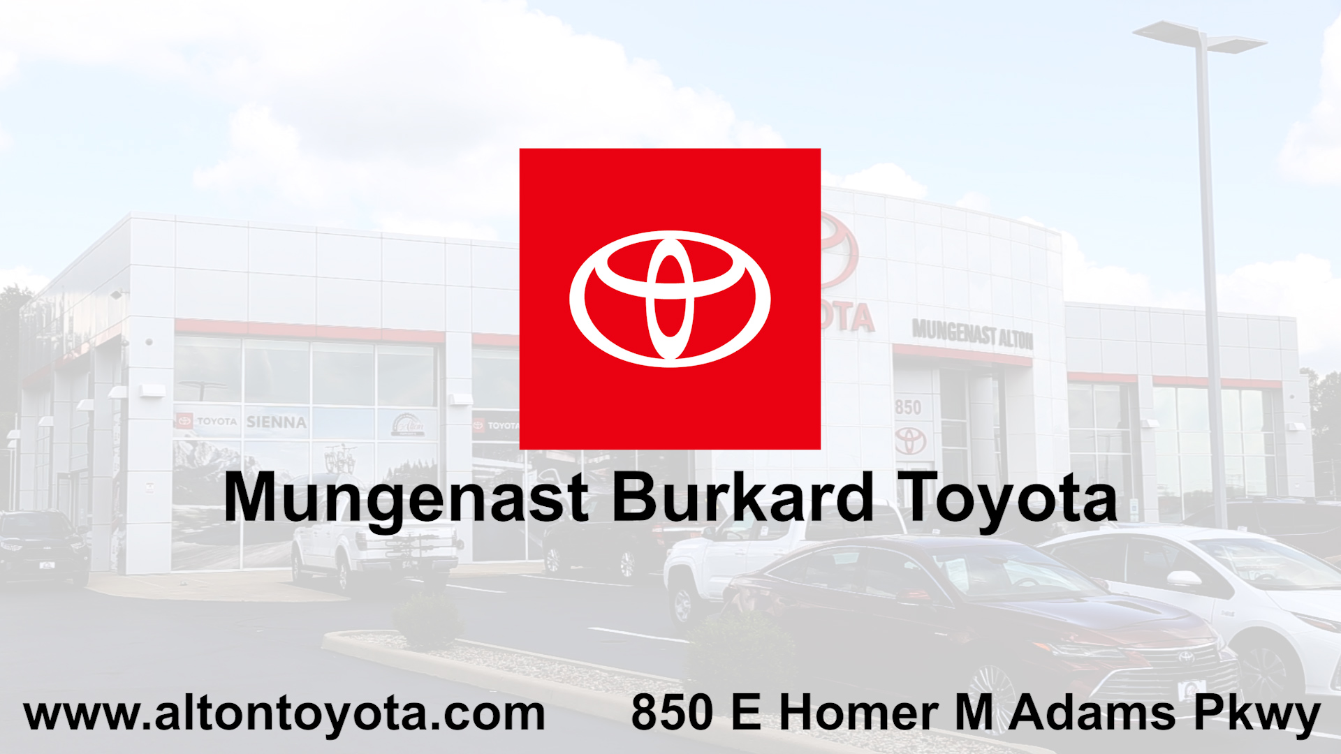Mungenast Burkard Alton Toyota